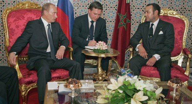 الشهر المقبل.. الملك يزور روسيا