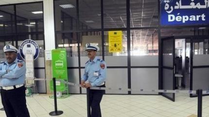 مطار كازا.. توقيف تركي حاول تهريب المخدرات