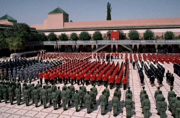 في عدة مدن.. الحرس الملكي ينظم عملية إفطار لفائدة المعوزين