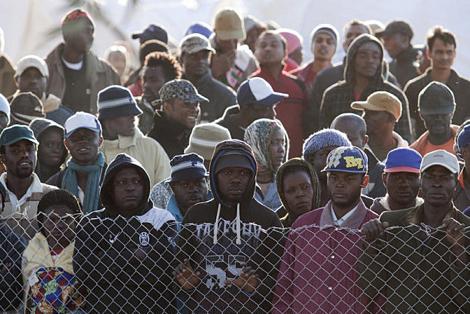 من  دول إفريقية جنوب الصحراء.. إحباط محاولة جماعية للهجرة إلى جزر الكناري عبر واد درعة!