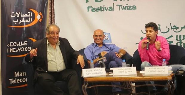 """بعد """"حادث السيجارة"""".. يوسف زيدان يصف ياسين عدنان بـ""""المغمور"""""""