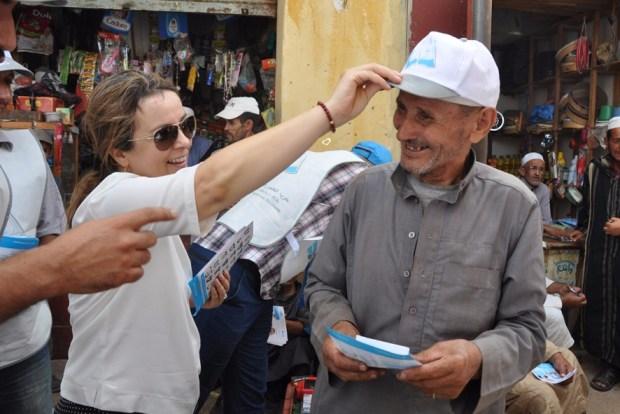 ألبوم الانتخابات.. شرفات أفيلال تطوانية في قلب سوس