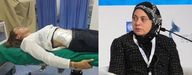 بعد تعرضها لاعتداء.. سمية بنخلدون تتضامن مع مرشحة من البام
