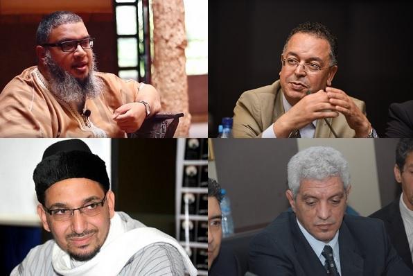 القباج/ أبو حفص/ حداد/ الوزاني.. مرشحون مثار جدل!