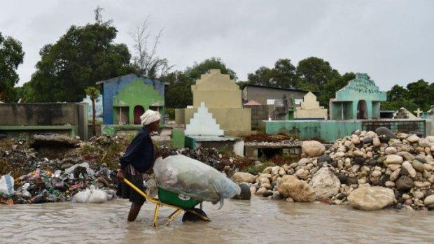 """هايتي.. 264 قتيلا على الأقل في إعصار """"ماثيو"""""""