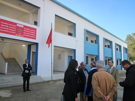 طنجة.. وزارة التربية الوطنية هبّطات الريدو لمدرسة خاصة