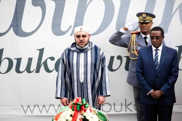 عودة المغرب إلى الاتحاد الإفريقي.. الملك يطلب من الرئيس التشادي التدخل لتطبيق القانون