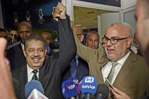 شباط: حزب التحكم خاصو ينتهي وتحالفنا مع البيجيدي أغاض البام!