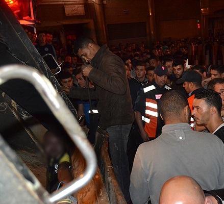 للتضامن مع محسن.. وقفة احتجاجية في كازا