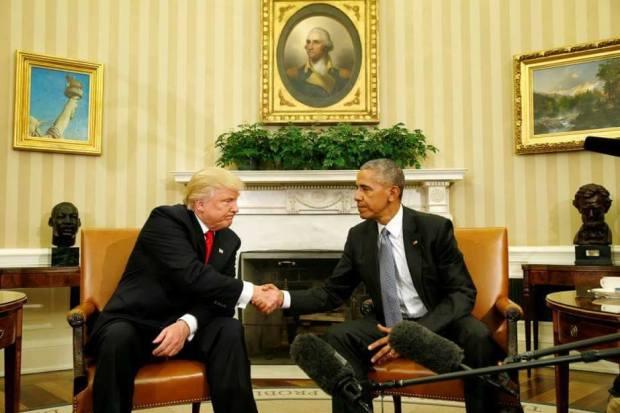 أمريكا.. ترامب يدخل البيت الأبيض