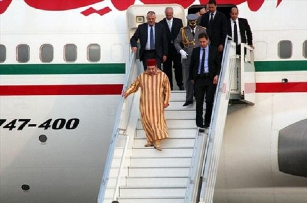 اختتام الزيارة الرسمية.. الملك يغادر إثيبوبيا