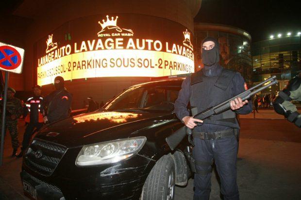بالصور.. البوليس كيوجد لراس العام
