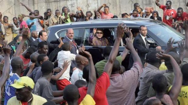 تنزانيا/ روندا/ إثيوبيا/ السنغال/ مدغشقر/ نيجيريا.. ملك إفريقيا