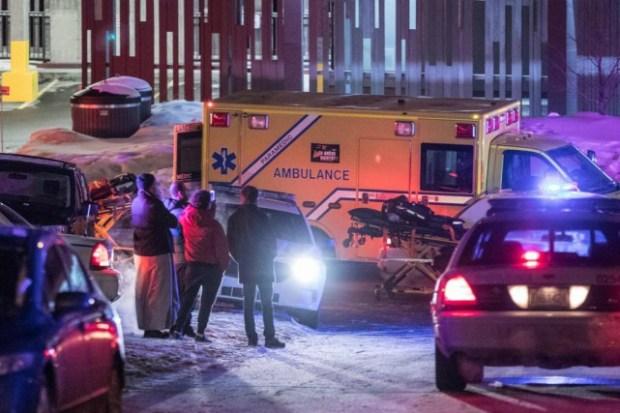 هجوم مسجد كيبيك.. المغربي بريء