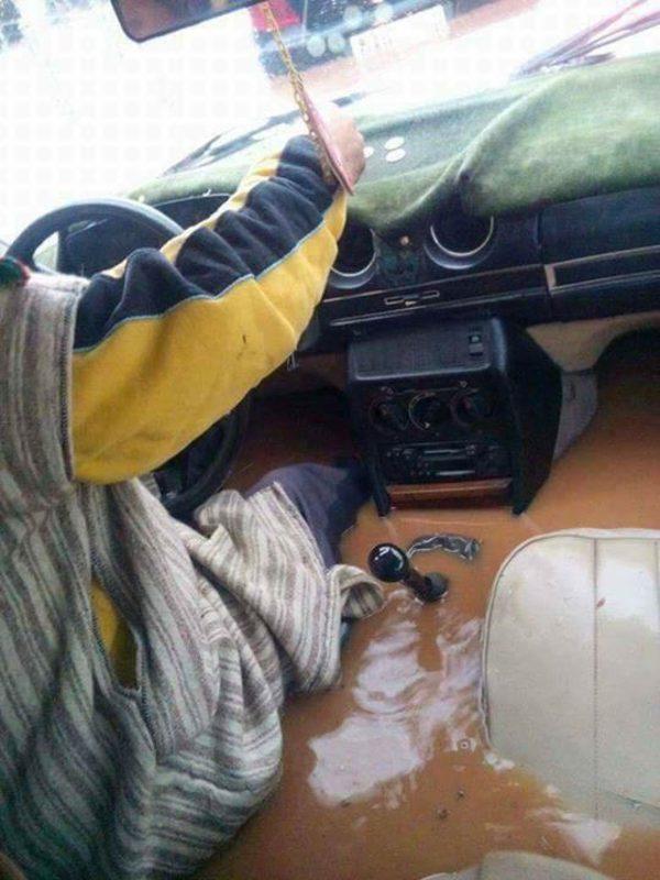 يوعابد: توقعنا الفيضانات والأمطار وصلات 119 ملم!!