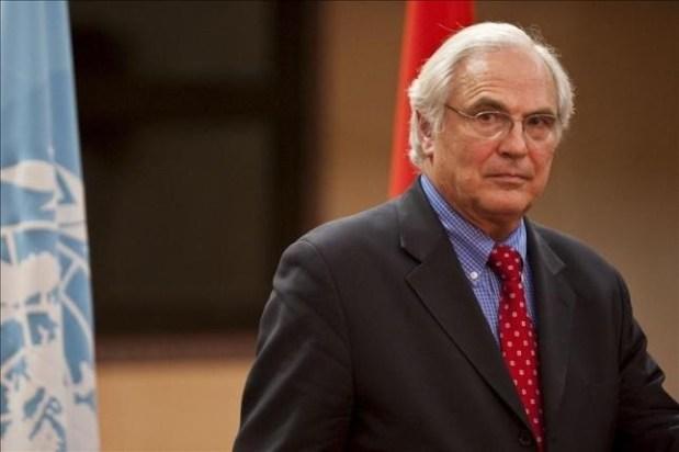 ظل موفدا للأمم المتحدة إلى الصحراء 8 سنوات.. كريستوفر روي يستقيل