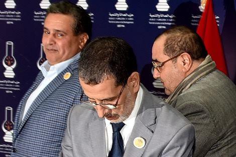 البيجيدي غاضب من استوزار لشكر والاتحاد كيقطر الشمع.. خوك في الحكومة عدوك!