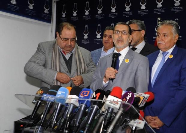 المدير العام للبيجيدي: بلاغ الاتحاد الاشتراكي حول استوزار لشكر غير لائق!!