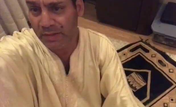 صديقه قال إنه مريض نفسانيا.. مغربي يدعي النبوة!! (فيديو)