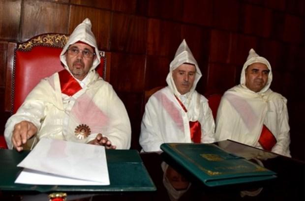 الرباط.. تنصيب عبد النباوي وكيلا عاما للملك لدى محكمة النقض