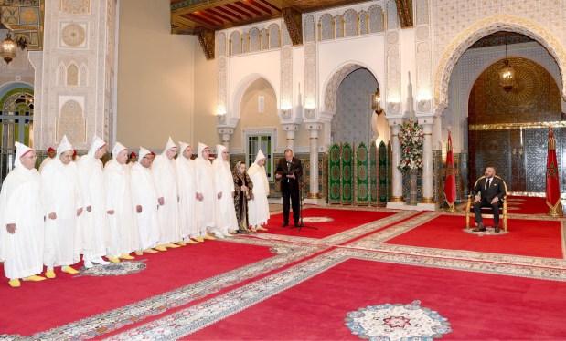 الدار البيضاء.. الملك يعين أعضاء المحكمة الدستورية