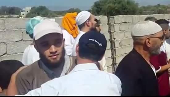 مقبرة المجاهدين/ أجدير.. تشيع جثمان والد المرتضى إعمراشا (صور)