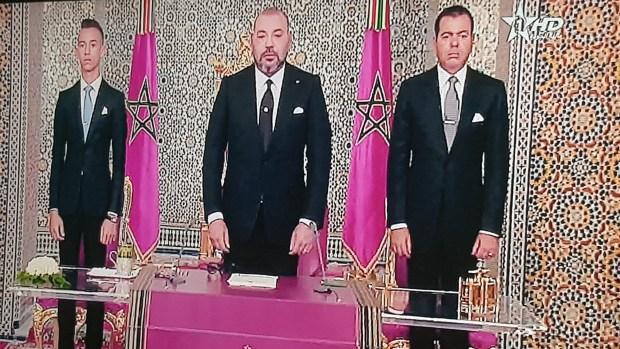 الملك للمغاربة: لست متشائما… أنا واقعي