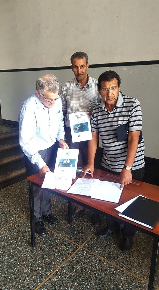 المحمدية.. عريضة ضد مشروع المحطة الكيماوية الجديدة (وثيقة)
