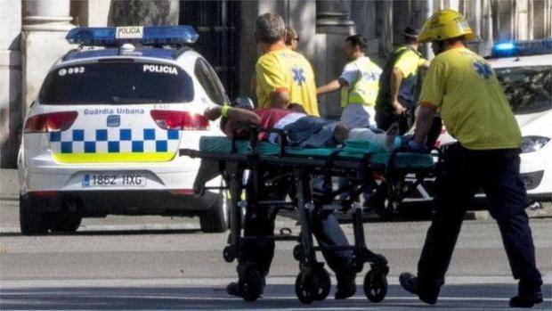 اعتداء برشلونة.. ثلاثة مغاربة ضمن الجرحى بينهم طفل في حالة حرجة جدا