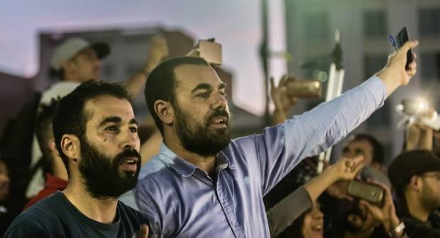 """للمرة الثانية.. إدارة سجن عكاشة تنفي إضراب """"معتقلي حراك الريف"""" عن الطعام"""