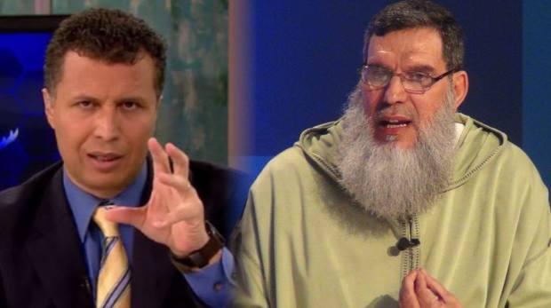 """مناظرة بين الفيزازي والأخ رشيد حول """"الإعجاز العلمي في تطور الأجنة في القرآن والسنة"""".. أراك للفراجة! (فيديو)"""