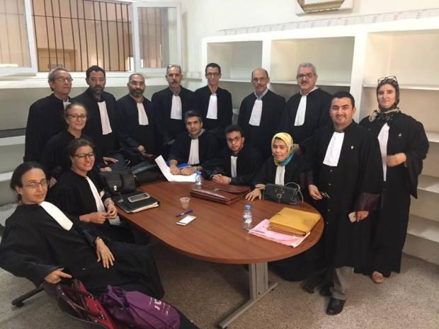 """بعد استدعائه من طرف الشرطة القضائية والنيابة العامة.. محامو """"معتقلي الحراك"""" يتضامنون مع البوشتاوي"""