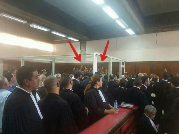 مجموعة نبيل أحمجيق.. المحكمة ترفض طلبات السراح المؤقت