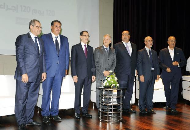 أحزاب الأغلبية والحصيلة الأولية للحكومة: شوفونا حنا منسجمين!