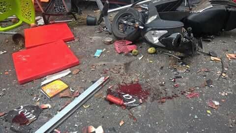 بالصور من كازا.. قتيلة وجرحى في انفجار قنينة غاز في سناك