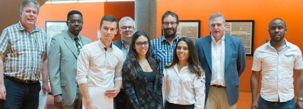 ابتسام وإكرام بنزيان.. توأم مغربي يفوز بجائزة دولية في الهندسة الكهربائية الشخصية في كندا