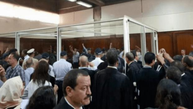محامي البوليس في محاكمة الزفزافي ومن معه: أزيد من 900 عنصر من القوات العمومية أصيبوا والخسائر المادية تناهز 25 مليون درهم
