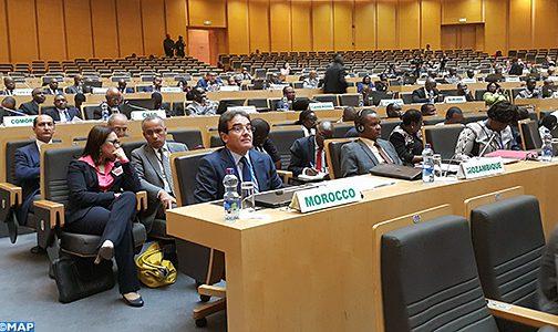 أديس أبابا..المغرب يشارك في الدورة الاستثنائية للمجلس التنفيذي للاتحاد الإفريقي