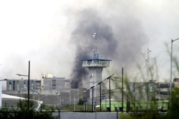 المكسيك.. 16 قتيلا في أعمال عنف داخل سجن