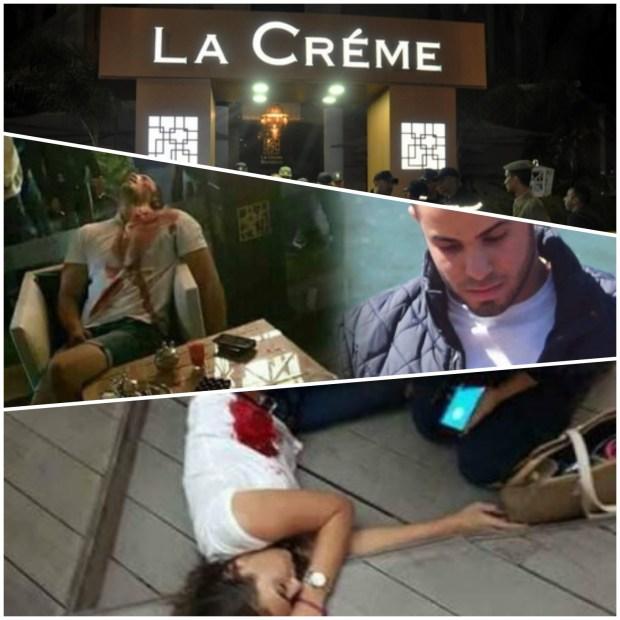 """من هولندا إلى مراكش ومن تخطيط لتصفية حسابات إلى قتيل بالخطأ.. تفاصيل جريمة """"مقهى لاكريم"""" (صور وفيديوهات)"""