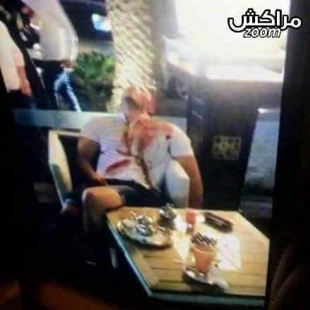 شاهد على جريمة مراكش: القاتل دخل للقهوة وقتل الدري وبدا كيطلق القرطاس على بنادم باش يخلعهم ويهرب