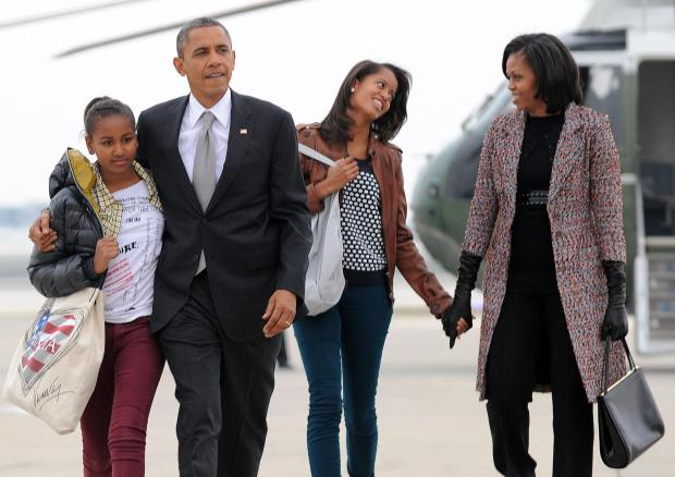 لقضاء عطلته رفقة أسرته.. أوباما في مراكش