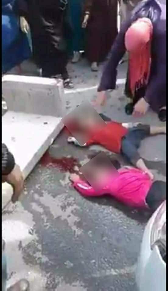 الفيديو لحادثة سير وقعت الأسبوع الماضي.. سلطات الخميسات تنفي تسجيل حادث سقوط كرسي إسمنتي على طفلين