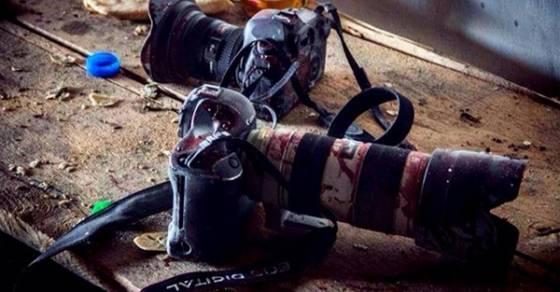 سوريا هي الأخطر.. مقتل 65 صحافيا في 2017