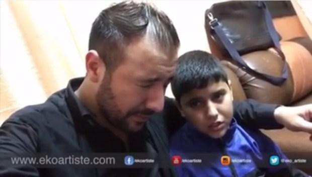 بالفيديو.. إكيو مع أصغر مقرئ مغربي
