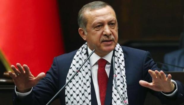 أردوغان: سنفتح سفارتنا في القدس الشرقية عاصمة فلسطين