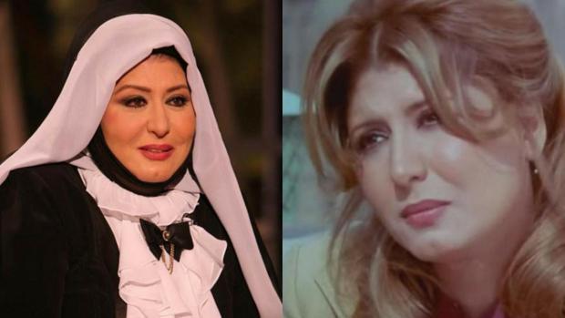 الممثلة المصرية سهير رمزي.. بحال الحجاب بحال الكاسكيطة!