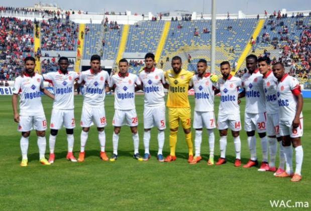 حدد لائحة تضم 20 لاعبا لمواجهة اتحاد العاصمة.. بعثة الوداد تسافر اليوم إلى الجزائر