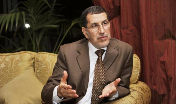 طنجة.. العثماني في بيت الصحافة