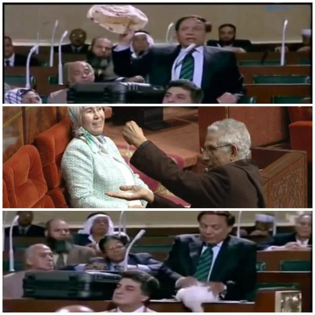 شبهوه بعادل إمام ووصفوه بوزير الدردرة ووزير السنيدة.. الدادوي تحت نيران السخرية